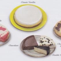 New York Cheesecakes